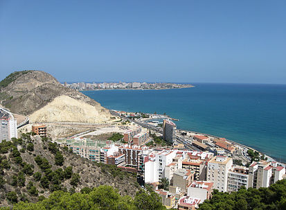 Alicante - How survive in Europe for 300 €