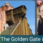 The Golden Gate And Viking Burial In Kyiv